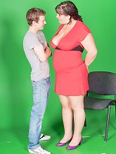 Video guy cheats with hot BBW...